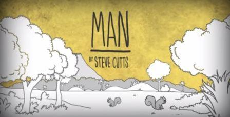 Man by Steve Kutts